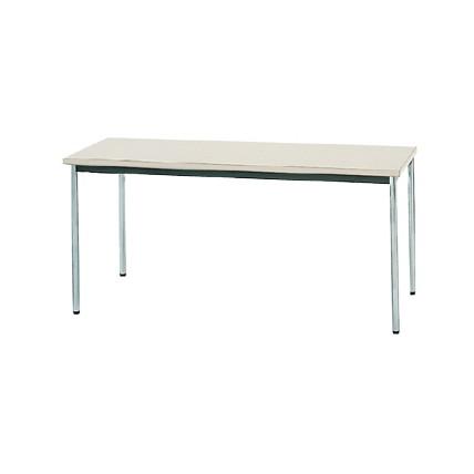 【送料無料】生興 MTS-1560OSG(ニューグレー) テーブル [棚なし]【同梱配送不可】【代引き不可】【沖縄・北海道・離島配送不可】