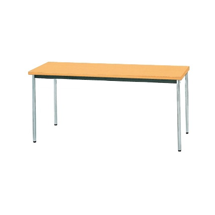 【送料無料】生興 MTS-1560OSP(Pアルダー) テーブル [棚なし]【同梱配送不可】【代引き不可】【沖縄・北海道・離島配送不可】