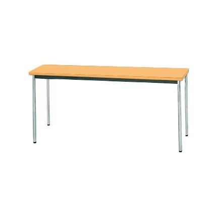 【送料無料】生興 MTS-1545OSP(Pアルダー) テーブル [棚なし]【同梱配送不可】【代引き不可】【沖縄・北海道・離島配送不可】