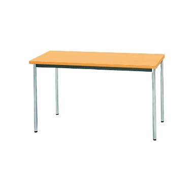 【送料無料】生興 MTS-1260OSP(Pアルダー) テーブル [棚なし]【同梱配送不可】【代引き不可】【沖縄・北海道・離島配送不可】