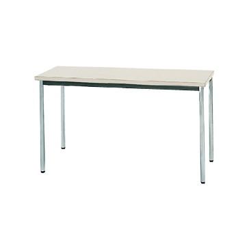 【送料無料】生興 MTS-1245OSG(ニューグレー) テーブル [棚なし]【同梱配送不可】【代引き不可】【沖縄・北海道・離島配送不可】