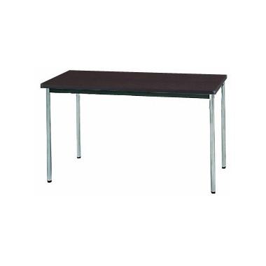 【送料無料】生興 MTS-1260OSD(Dブラウン) テーブル [棚なし]【同梱配送不可】【代引き不可】【沖縄・北海道・離島配送不可】