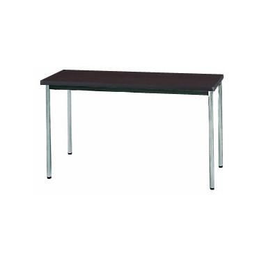 【送料無料】生興 MTS-1245OSD(Dブラウン) テーブル [棚なし]【同梱配送不可】【代引き不可】【沖縄・北海道・離島配送不可】