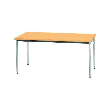【送料無料】生興 MTS-1575OTP(Pアルダー) テーブル [棚なし]【同梱配送不可】【代引き不可】【沖縄・北海道・離島配送不可】