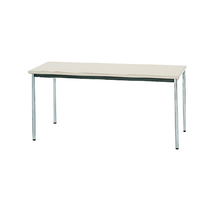 【送料無料】生興 MTS-1560OTG(ニューグレー) テーブル [棚なし]【同梱配送不可】【代引き不可】【沖縄・北海道・離島配送不可】