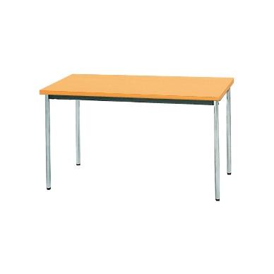 【送料無料】生興 MTS-1275OTP(Pアルダー) テーブル [棚なし]【同梱配送不可】【代引き不可】【沖縄・北海道・離島配送不可】
