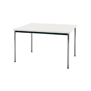 【送料無料】生興 MTS-0990OTW(ホワイト) テーブル [棚なし]【同梱配送不可】【代引き不可】【沖縄・北海道・離島配送不可】