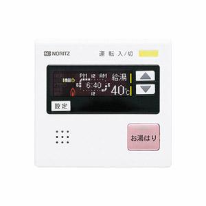【送料無料】NORITZ RC-7507M-3 [ガス給湯器専用台所リモコン]