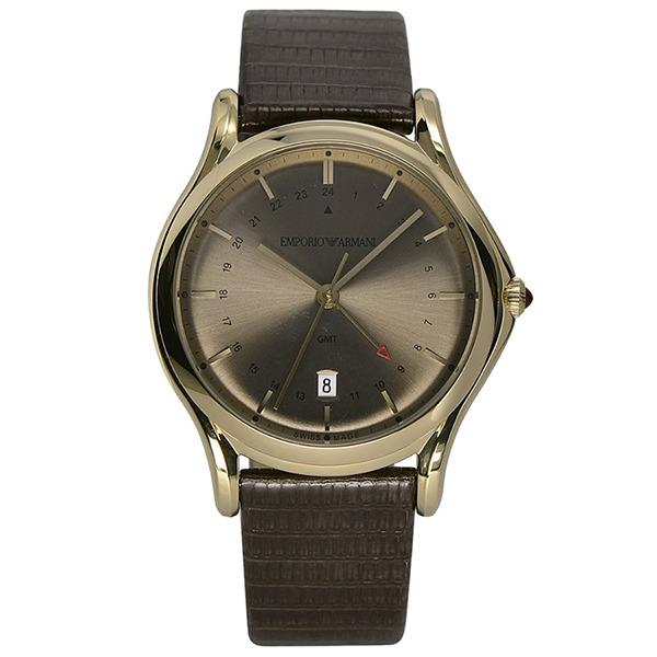 【送料無料】EMPORIO ARMANI ARS1103 ブロンズ×ダークブラウン [クォーツ腕時計(メンズ)] 【並行輸入品】