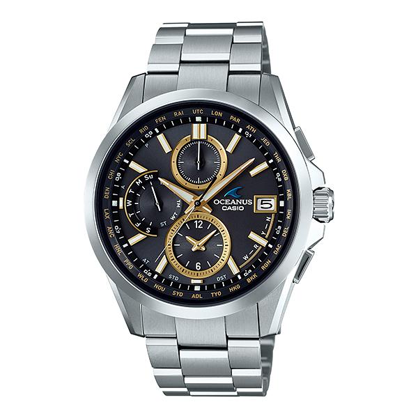 【送料無料】CASIO(カシオ) OCW-T2600-1A3JF OCEANUS [腕時計(メンズ)]