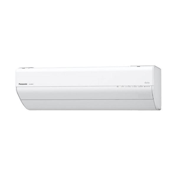 【送料無料】PANASONIC CS-258CGX-W クリスタルホワイト エオリア GXシリーズ [エアコン(主に8畳用)]