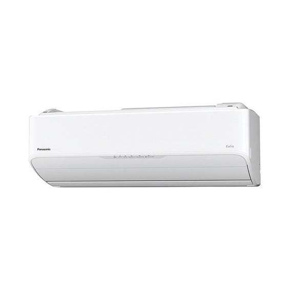 【送料無料】PANASONIC CS-568CAX2-W クリスタルホワイト エオリア AXシリーズ [エアコン(主に18畳用・200V対応)]