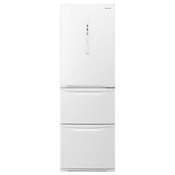 【送料無料】PANASONIC NR-C37HC-W ピュアホワイト [冷蔵庫(365L・右開き)]