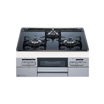 【送料無料】NORITZ N3WQ6RWASSI-LP Fami オートタイプ [ビルトインガスコンロ (プロパンガス用・左右強火力・幅60cm)]