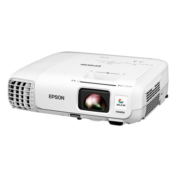 【送料無料】EPSON EB-965H [データプロジェクター(3500lm・VGA~UXGA)]