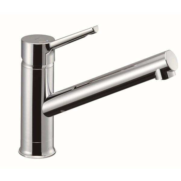 【送料無料】INAX RSF-843Y [キッチン用ワンホールシングルレバー混合水栓(エコハンドル・取付穴マルチタイプ)]