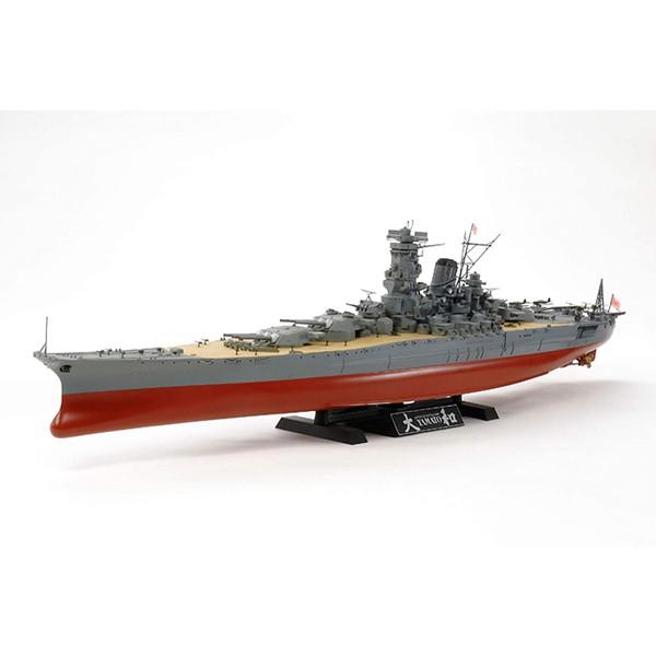 タミヤ 78030 推奨 1 350 売店 日本海軍戦艦 2013 大和