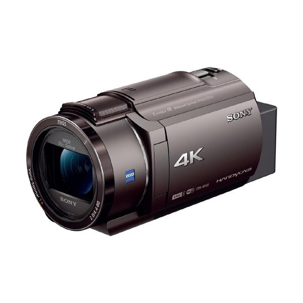 SONY FDR-AX45 TI ブロンズブラウン ハンディカム [デジタル4Kビデオカメラ]