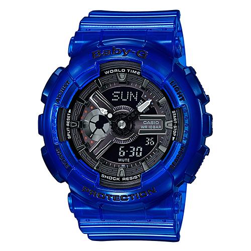 【送料無料】CASIO(カシオ) BA-110CR-2AJF Baby-G Coral Reef Color [腕時計(レディース)]