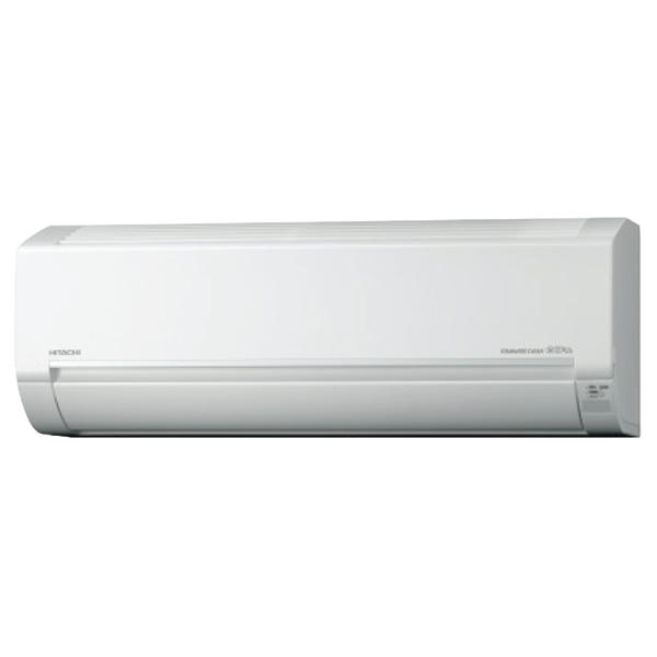 【送料無料】日立 RAS-BJ40H2(W) スターホワイト 白くまくん BJシリーズ [エアコン(主に14畳用・単相200V)]