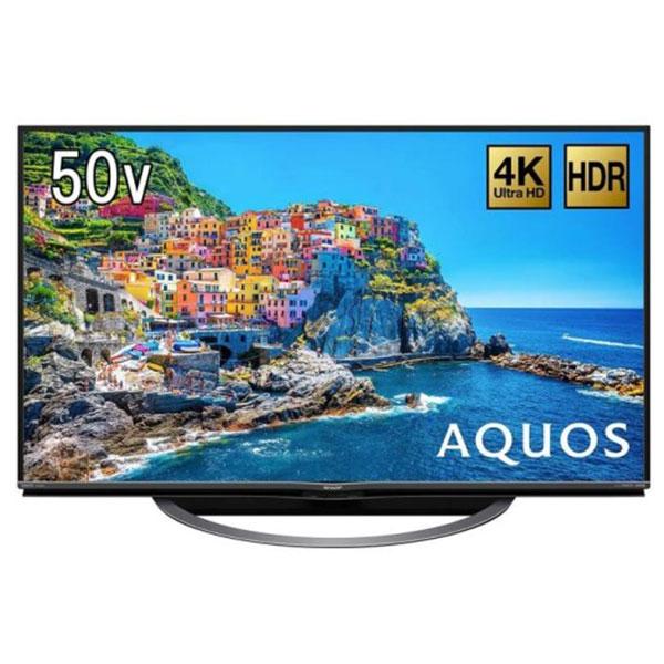 【送料無料 4T-C50AJ1】SHARP 4T-C50AJ1 AQUOS AQUOS [50V型地上・BS・110度CSデジタル4K対応LED液晶テレビ], フューティア ランド:0b7bf8af --- sunward.msk.ru
