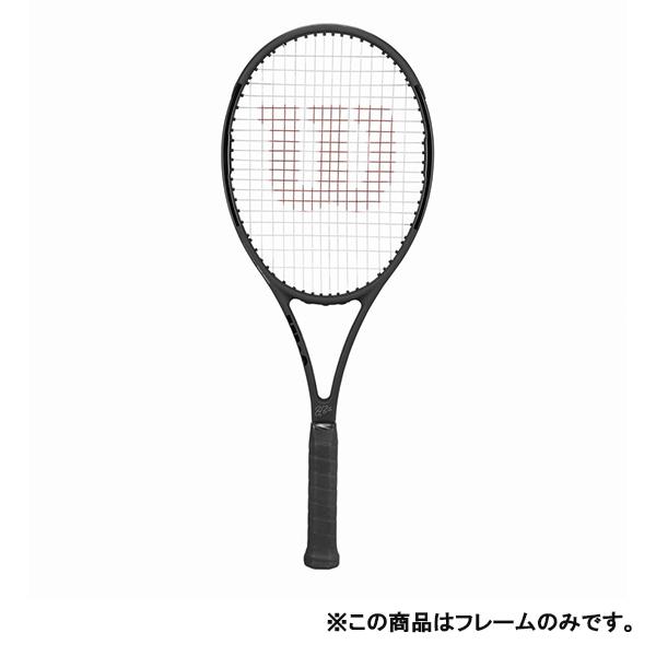 【送料無料】ウィルソン WRT7314103 PRO STAFF 97RF Autograph [硬式テニスラケット] テニス wilson フェデラー使用モデル ソニー製スマートテニスセンサー対応 ハードケース付