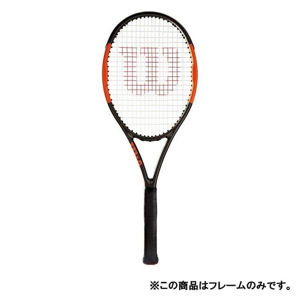 【送料無料】ウィルソン WRT7355102 BURN 95JCV [硬式テニスラケット] テニス wilson トップヘビーモデル ハンマースペック NASA公認素材採用 COUNTERVAIL 2017年度モデル ハードケース付