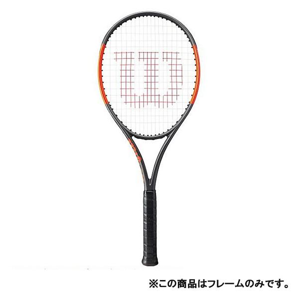 【送料無料】ウィルソン WRT7345102 BURN 100 LS TNS FRM 2 [硬式テニスラケット] テニス wilson NASA公認素材採用 COUNTERVAIL スピン重視 ベースライナー向け 軽量モデル 2017年度モデル ハードケース付