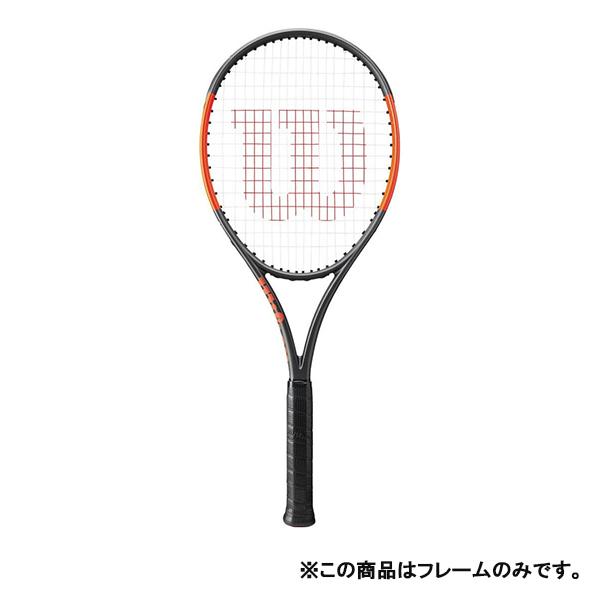 【送料無料】ウィルソン WRT7346102 BURN 100 ULS TNS FRM 2 [硬式テニスラケット] テニス wilson NASA公認素材採用 COUNTERVAIL スピン重視 BURNシリーズ最軽量モデル 2017年度モデル ハードケース付