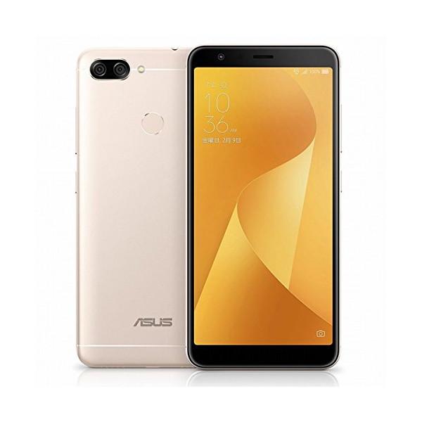 【送料無料】ASUS ZB570TL-GD32S4 サンライトゴールド Zenfone Max Plus M1 [SIMフリースマートフォン]