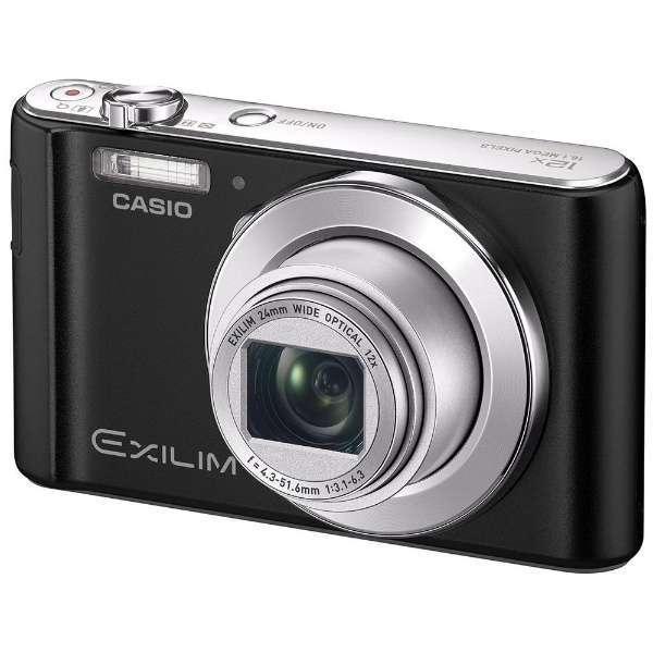 【送料無料】CASIO EX-ZS260-BK ブラック EXILIM [デジタルカメラ (1610万画素)]