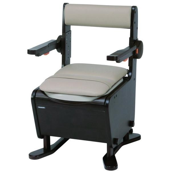 PANASONIC(パナソニック) PN-L23407 [家具調トイレ座楽はねあげ ソフト便座] [介護 福祉 医療 病院 介助]