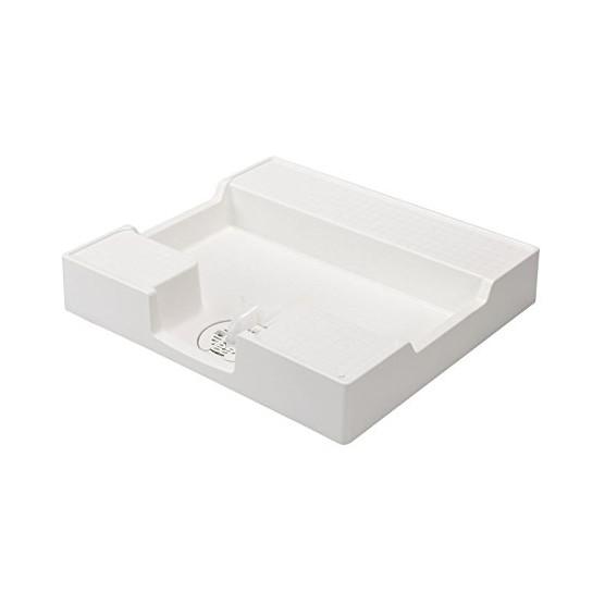【送料無料】テクノテック TPD700 ニューホワイト イージーパン [かさ上げ防水パン]