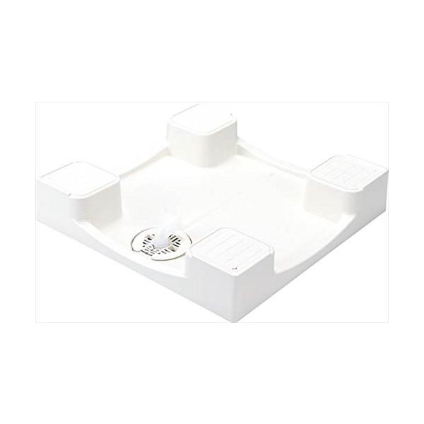 【送料無料】テクノテック TPD640 ニューホワイト イージーパン [かさ上げ防水パン]