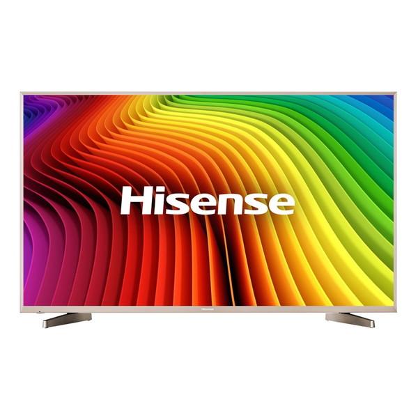 【送料無料】Hisense ハイセンス HJ50N5000 [50V型 地上・BS・110度CSデジタル4K対応LED液晶テレビ] 50インチ 50型 Netflx ダブルチューナー Wチューナー 外付けHDD 3波 リビング ダイニング 映画 大画面
