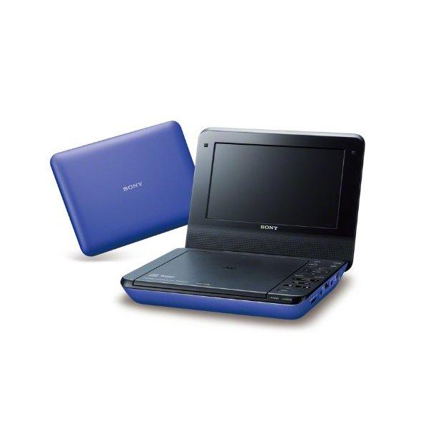 【正規逆輸入品】 【送料無料】SONY DVP-FX780(L) ブルー [7型液晶ポータブルDVDプレーヤー ブルー バーチャルサラウンド対応], BeRich:911af067 --- hortafacil.dominiotemporario.com