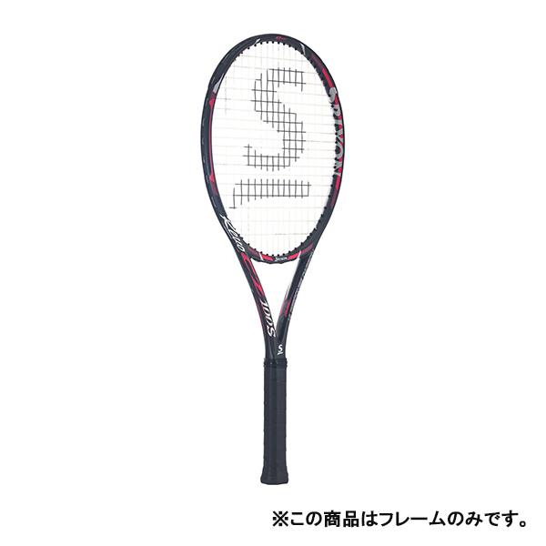 【送料無料】DUNLOP SRX RV CZ 100S SR21712 G1 SRIXON [硬式テニスラケット(フレームのみ)]