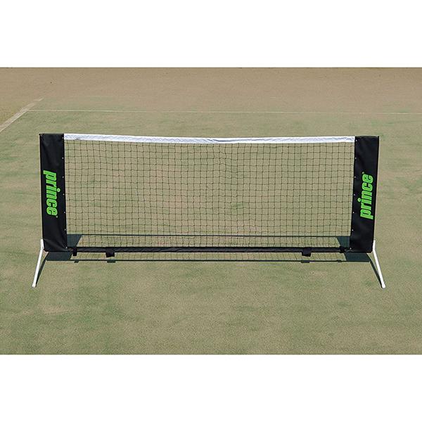 【送料無料】prince PL019 TWISTER NET 2M BLK [テニスネット(ツイスターネット・2m・収納用キャリーバッグ付)] プリンス テニス テニス用品 壁当てターゲット 2WAY機能