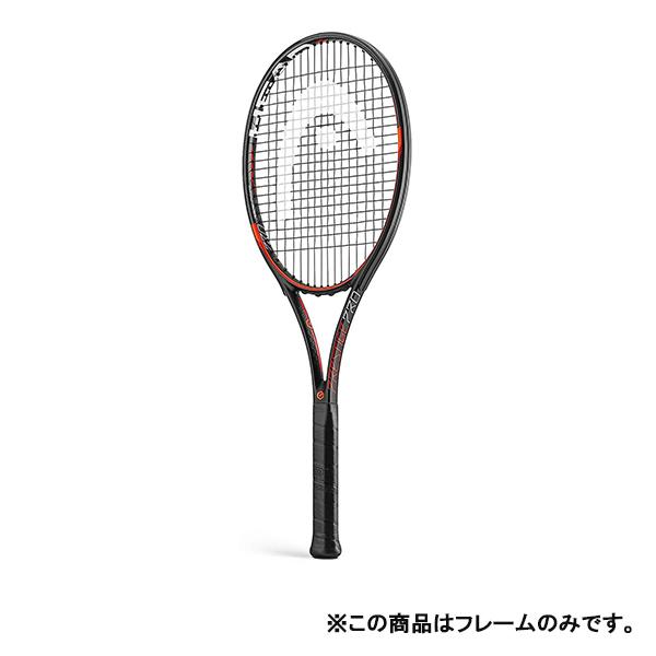 【送料無料】テニスラケット 硬式 ヘッド(HEAD) Graphene XT PRESTIGE PRO G3 [硬式テニスラケット(フレームのみ)] テニス プレステージ ツアーモデル ソニー製スマートテニスセンサー対応