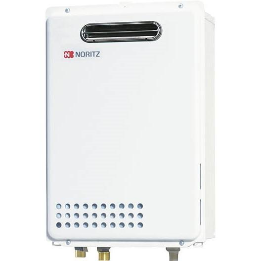 【送料無料】NORITZ GQ-1037W-LP [ガス給湯器(プロパンガス用) 給湯専用 屋外壁掛形 10号]