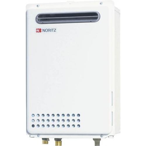 【送料無料】NORITZ GQ-1637WX-13A [ガス給湯器(都市ガス用) 給湯専用 屋外壁掛形 オートストップ 16号]