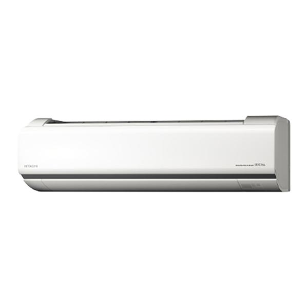 【送料無料】日立 RAS-V40H2(W) スターホワイト ステンレス・クリーン 白くまくん Vシリーズ [エアコン (主に14畳用・単相200V)]
