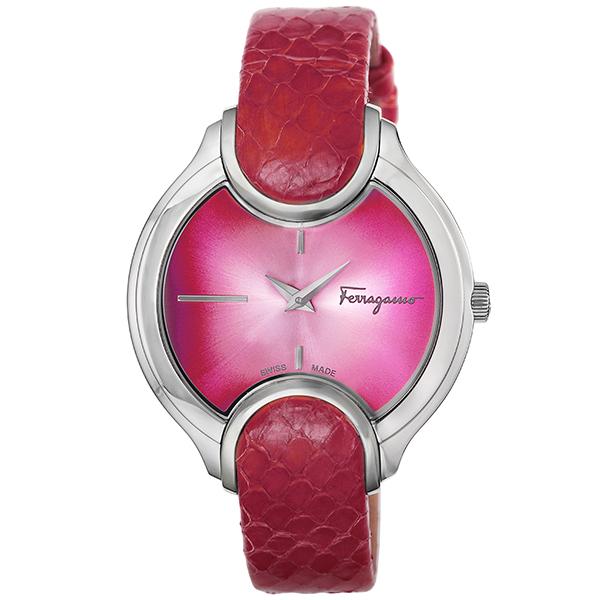 【送料無料】Ferragamo FIZ010015 シグネチャー [腕時計(レディース)] 【並行輸入品】