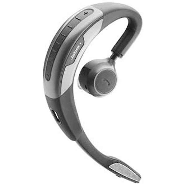 【送料無料】Jabra 100-99500100-36 ブラック MOTION-U-BK [片耳ヘッドセット(スマートフォン対応・Bluetooth4.0・USB充電ケーブル付)]