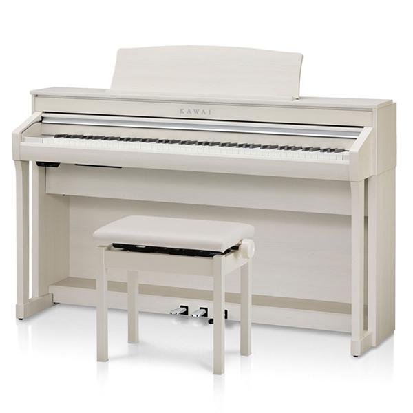 【送料無料】KAWAI CA78A プレミアムホワイトメープル調 Concert Artist [電子ピアノ(88鍵盤)] 【同梱配送不可】【代引き・後払い決済不可】【沖縄・北海道・離島配送不可】