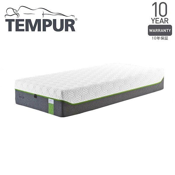 【送料無料】Tempur ハイブリッドリュクス30 ホワイト セミダブル 120×195×30 [テンピュール 低反発 マットレス ベッド 寝具 安眠 快眠 快適枕]【同梱配送不可】【代引き不可】【沖縄・北海道・離島配送不可】