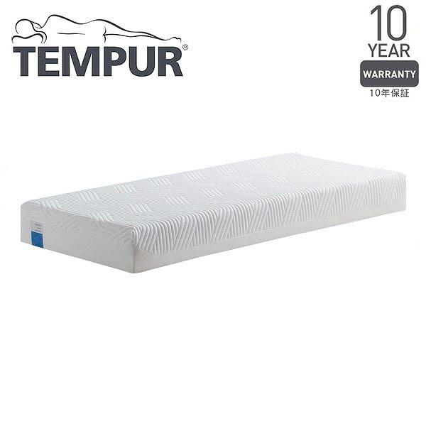 【送料無料】Tempur クラウドスプリーム21 ホワイト ダブル 140×195×21 [テンピュール 低反発 マットレス ベッド 寝具 安眠 快眠 快適枕]【同梱配送不可】【代引き不可】【沖縄・北海道・離島配送不可】