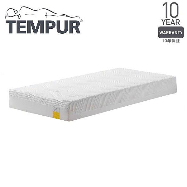 【送料無料】Tempur センセーションスプリーム21 ホワイト セミダブル 120×195×21 [テンピュール 低反発 マットレス ベッド 寝具 安眠 快眠 快適枕]【同梱配送不可】【代引き不可】【沖縄・北海道・離島配送不可】