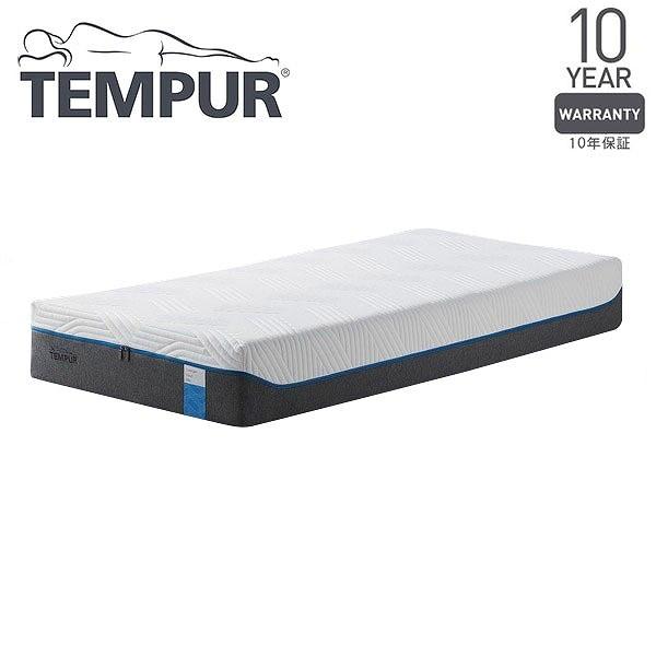 【送料無料】Tempur クラウドエリート25 ホワイト セミダブル 120×195×25 [テンピュール 低反発 マットレス ベッド 寝具 安眠 快眠 快適枕]【同梱配送不可】【代引き不可】【沖縄・北海道・離島配送不可】