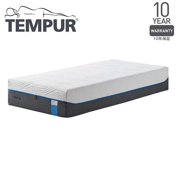 【送料無料】Tempur クラウドリュクス30 ホワイト クイーン 160×195×30 [テンピュール 低反発 マットレス ベッド 寝具 安眠 快眠 快適枕]【同梱配送不可】【代引き不可】【沖縄・北海道・離島配送不可】